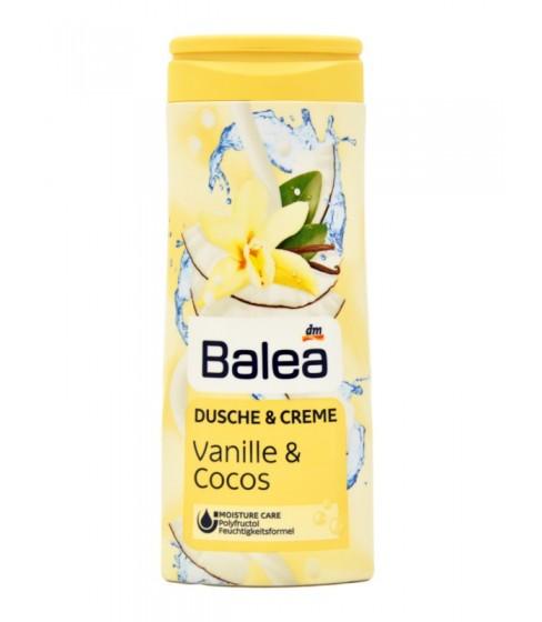 Żel pod prysznic Balea Vanille & Cocos 300 ml