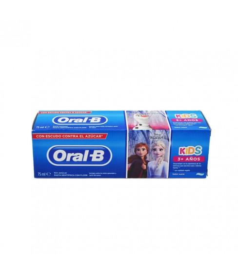 Oral B pasta do zębów dla dzieci 0-5lat 75ml Frozen wersja ES/GR