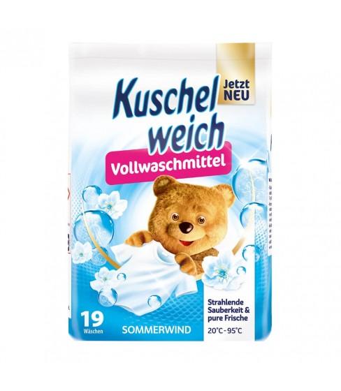 Kuschelweich proszek do prania Sommerwind Universal 1,216kg - 19 WL