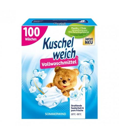 Kuschelweich proszek do prania Sommerwind Universal 5,5 kg - 100 WL