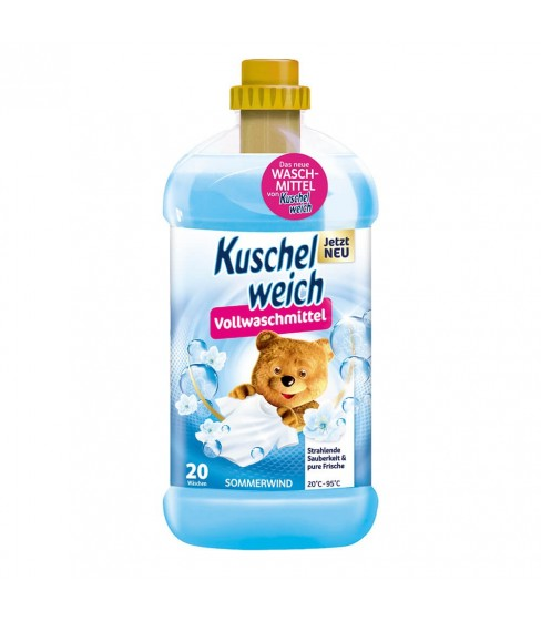 Kuschelweich płyn do prania Sommerwind Universal 1,32l - 20 prań