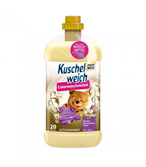 Kuschelweich płyn do prania Glucksmoment Color 1,32l - 20 prań