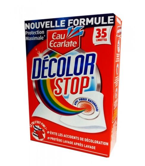 Chusteczki zapobiegające farbowaniu ubrań Colour Catcher 35 sztuk