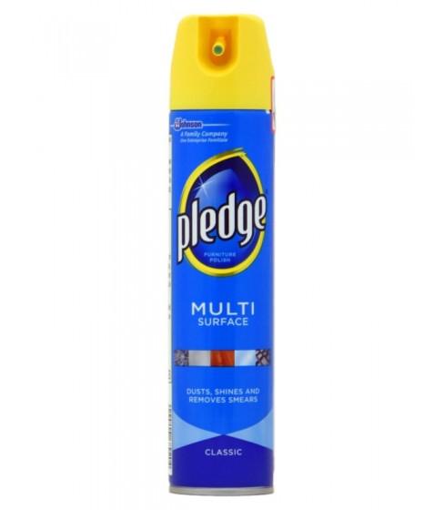 Uniwersalny spray do czyszczenia powierzchni Pledge Multisurface Classic 250 ml