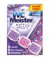 Zawieszka do toalety WC Meister - zapach lawendy