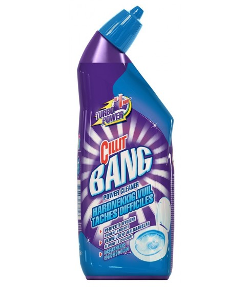Żel do WC Cillit Bang Toilet Cleaner 750ml Difficult Stains