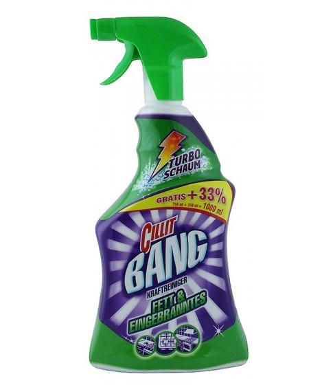 Spray do kuchni Cillit Bang Power Cleanerspray 1000ml