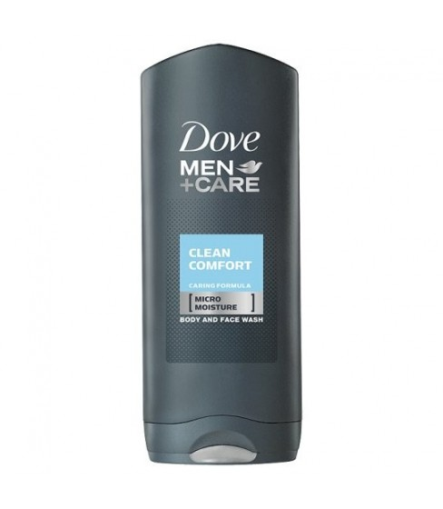 Żel pod prysznic Dove Men+Care Clean Comfort 400 ml