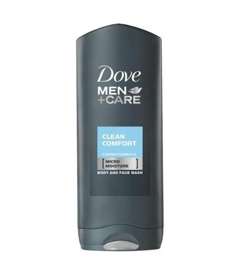 Żel pod prysznic Dove Men+Care Clean Comfort 400 ml