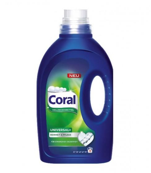 Płyn do prania Coral Universal 1,26 l - 18 WL