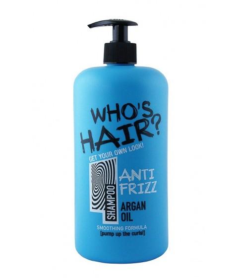 Szampon Who's Hair? Antifrizz Argan Oil 1000 ml