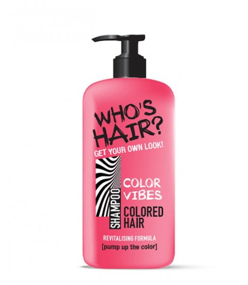 Szampon Who's Hair? Color Vibes 1000 ml