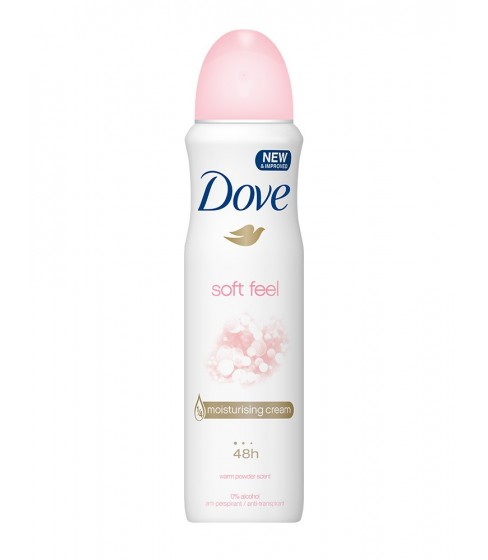 Dove Deospray 150 ml Soft Feel