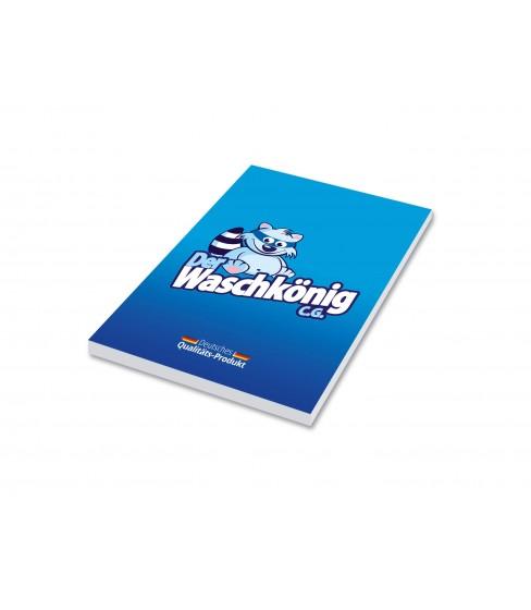 Notes Der Waschkönig C.G.