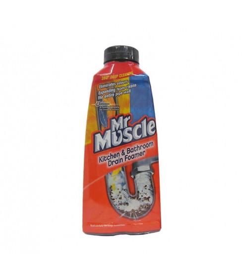 Pianka do udrażniania rur Mr Muscle Active Foamer 500 ml