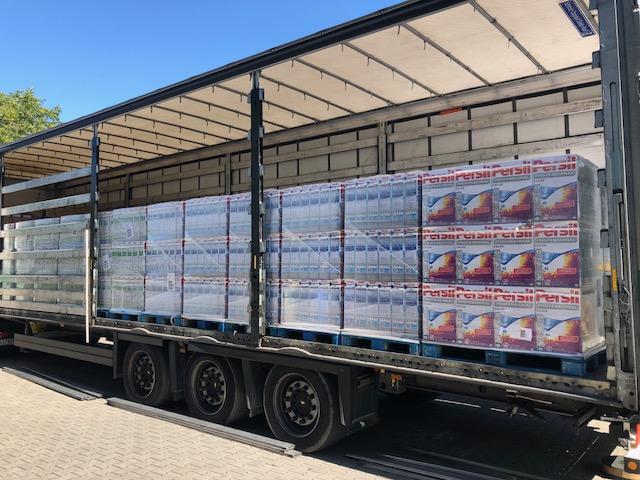Proszki Persil - dostawa do firmy