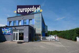 Europe Distribution Group Sp. z o.o. - importer chemii gospodarczej