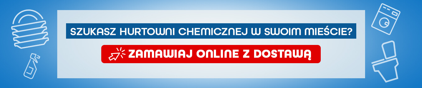 Hurtownia chemiczna Częstochowa - zarejestruj się już teraz!