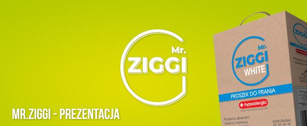Prezentacja marki Mr. ZIGGI